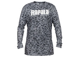 Lure Camo Long Sleeve UPF Shirt
