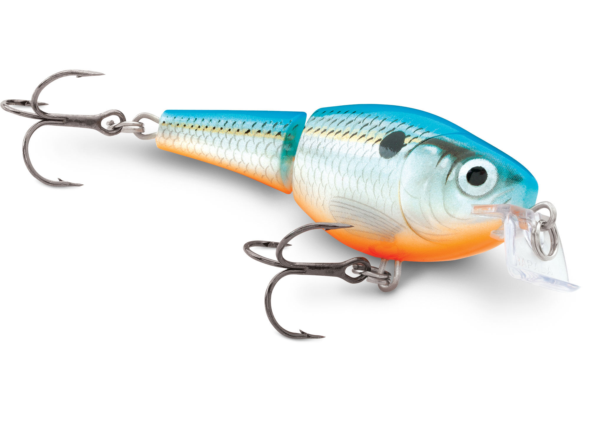 JSSR05 Rapala Jointed Shallow Shad Rap Lure 5cm//7g Lots of different colours