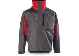 Rapala® Rain Jacket Grey Red