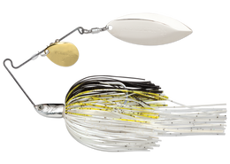 T-1 Original Titanium Spinnerbaits with Power Pulse QuickSkirts (Discontinued Colors/Sizes)