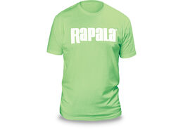 Rapala® Next Level T Shirt Light Green / White Logo