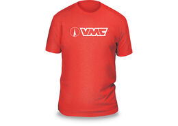 VMC® Next Level T Shirt Red / White Logo