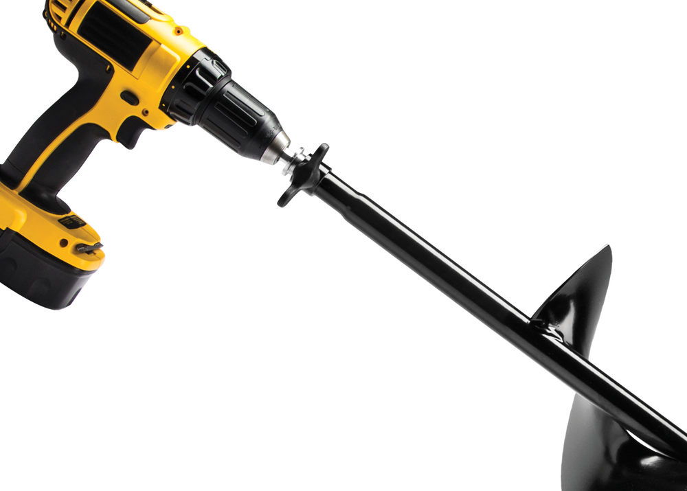 Ice Auger Drill Adapter | Official StrikeMaster® Site