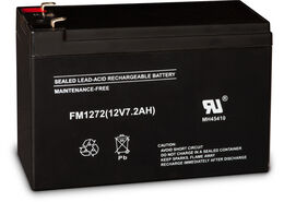 12 Volt 7 Amp Replacement Battery (Discontinued)