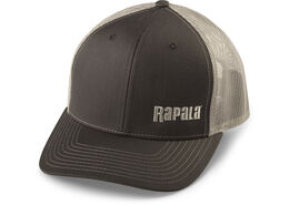 Rapala® Trucker Cap - Brown Tan Mesh