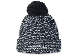StrikeMaster® Pom Beanie Ladies - Winter Mix