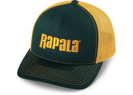Rapala® Trucker Cap Green - Center Logo