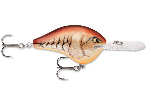 Rapala DT� (Dives-To) Series Custom Ink Colors by Mike Iaconelli 06; 2