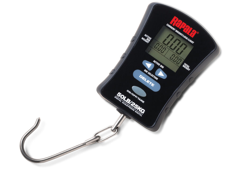 Official rapala® usa site | fish scales fish weight scales.