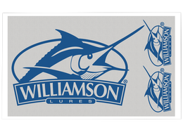 Williamson Pro Staff Decals Bulk