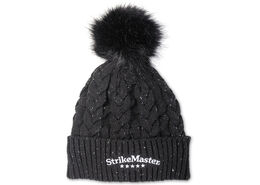 StrikeMaster® Pom Beanie Ladies - Frosty