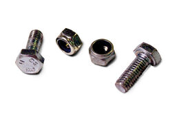 Two Replacement Blade Bolts & Nuts- Chipper only