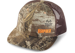 Rapala® Trucker Cap - Real Tree/Brown Mesh