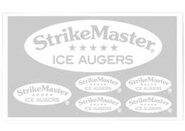 StrikeMaster Pro Staff Decals Bulk