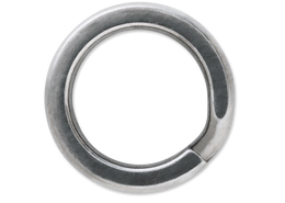 SSSR Stainless Steel Split Ring