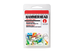 DHHJ UV Hammer Head Jig Kits