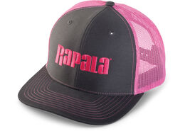 Rapala® Woman's Trucker Cap - Center Logo