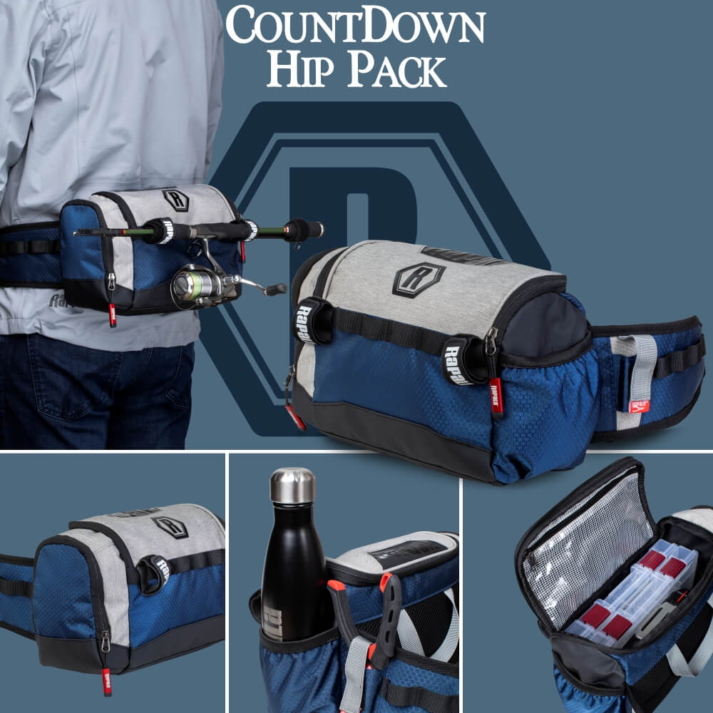 Review: CountDown Hip Pack