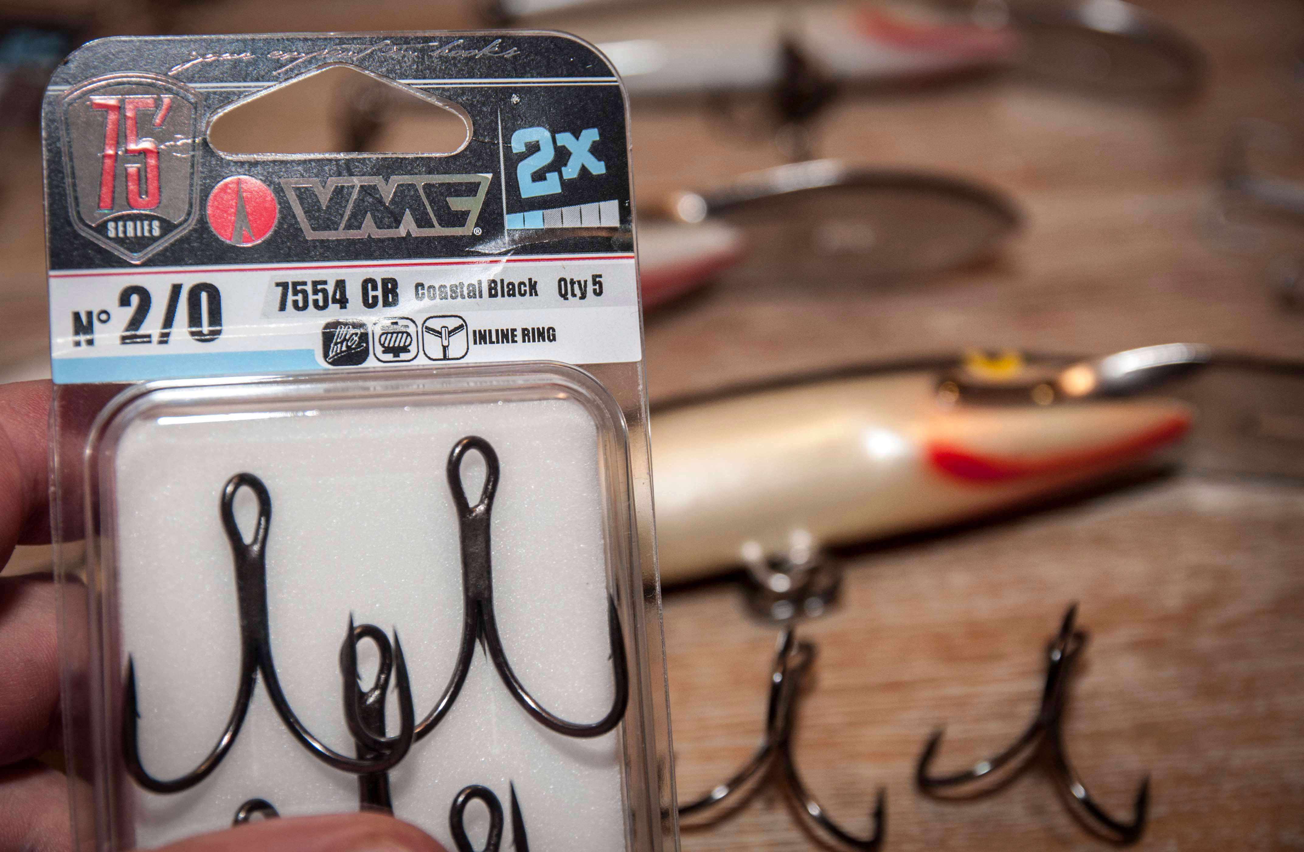 How To Prepare CountDown Magnums for Northern Pike