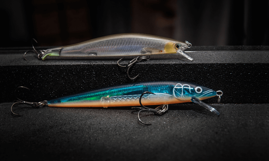 How to quickly tune downsized jerkbaits