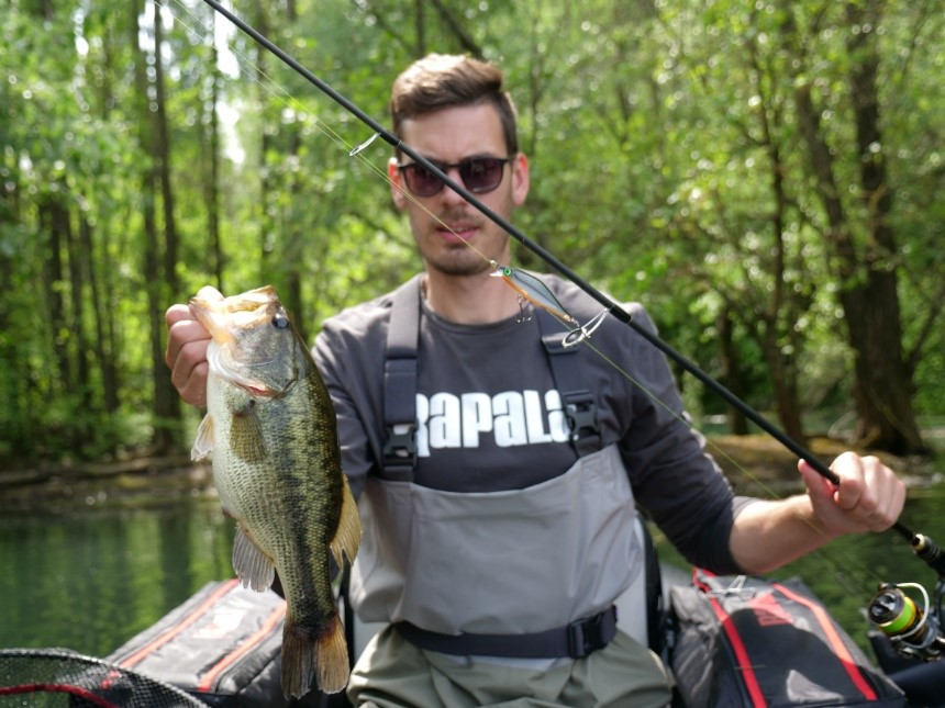 How To – Fishing With Twitch Baits
