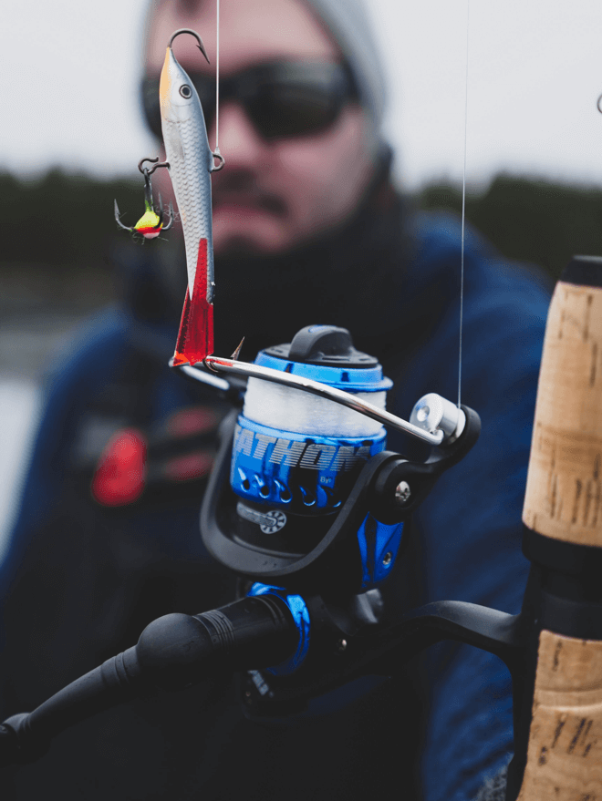 Gear Up For The Ice With Rapala