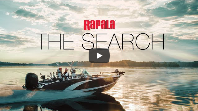 Why do we fish?: The Search Rapala Fishing Lures