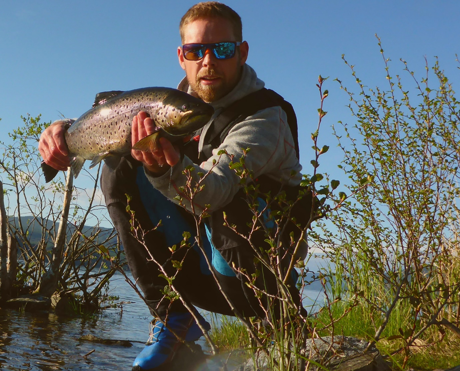 Some easy tips for success with spring trout fishing!