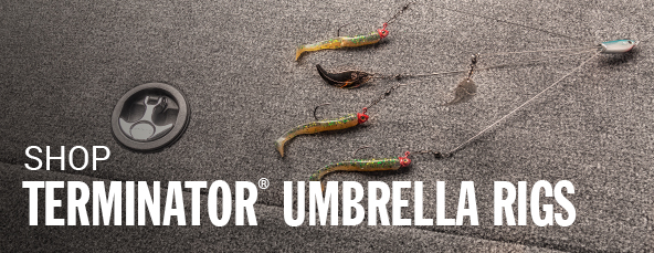 Terminator Umbrella Rigs