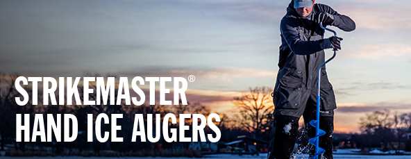 Official StrikeMaster® Augers Site | Ice Fishing Auger