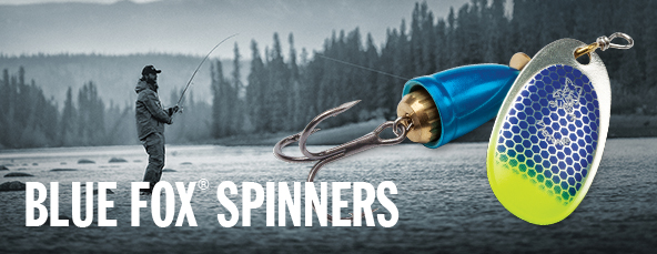 Blue Fox Spinners