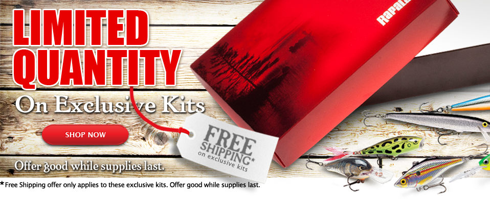 Limited Quantities on Exclusive Kits Plus Free Shipping.