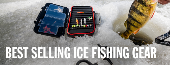 Best Selling Ice Fishing Gear