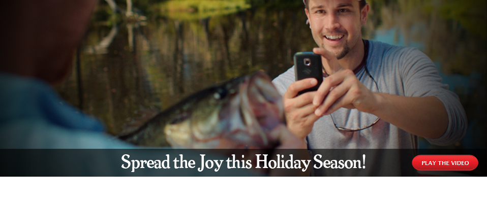 Spread the Joy this Holiday Season! Play the Video.