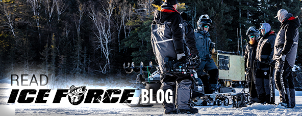 ICE FORCE Blog
