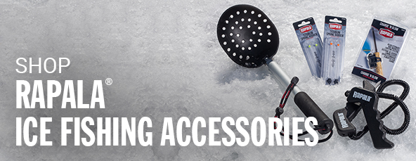 Rapala Ice Fishing Accessories