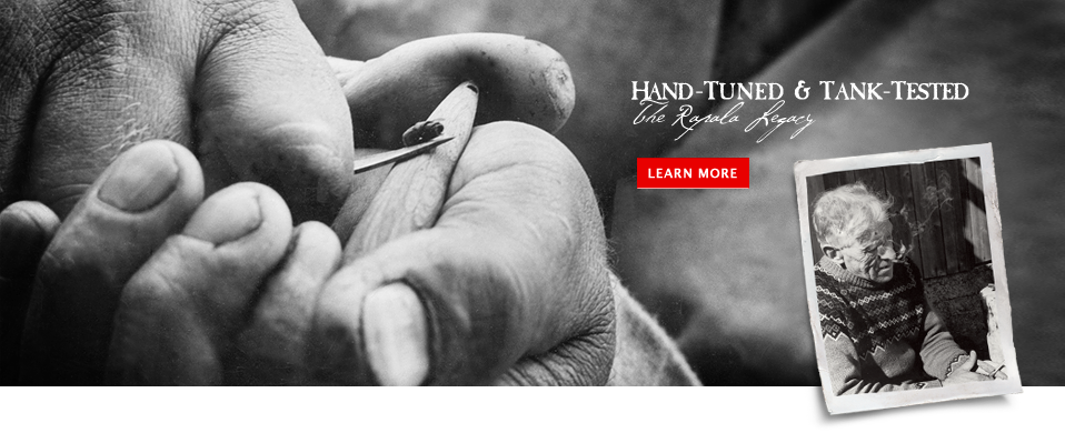 Hand-Tuned and Tank-Tested