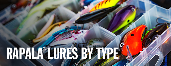 Rapala Lures By Type