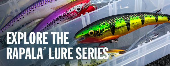 Meet The Rapala Lure Family