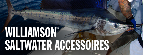 Williamson Saltwater Fishing Accessories