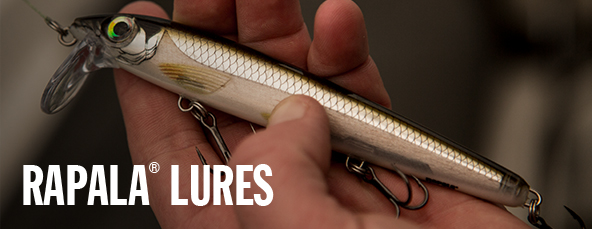 Fishing Lures & Bait | Rapala® USA