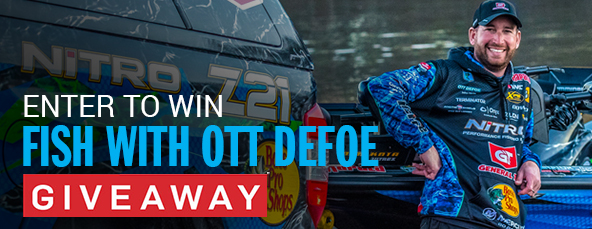 Fish with Ott Giveaway