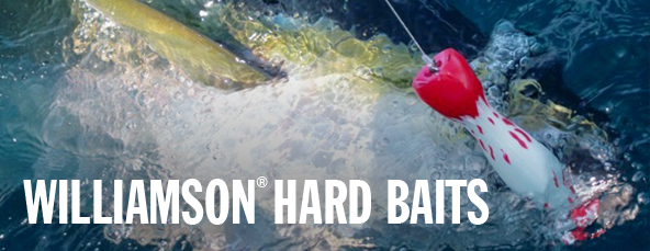 Williamson Hard Baits
