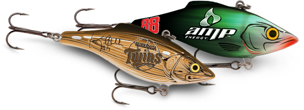 Download the custom logo lures order form.