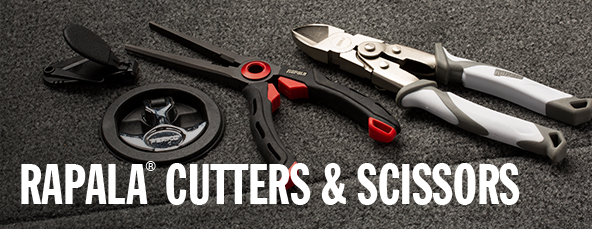 Rapala Cutters, scissors and clippers