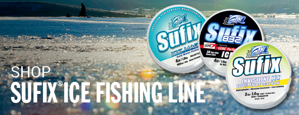 Sufix Ice Fishing Line