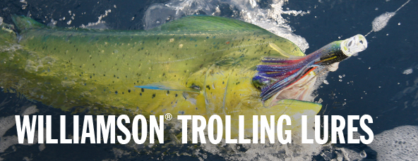 williamson Trolling Lures