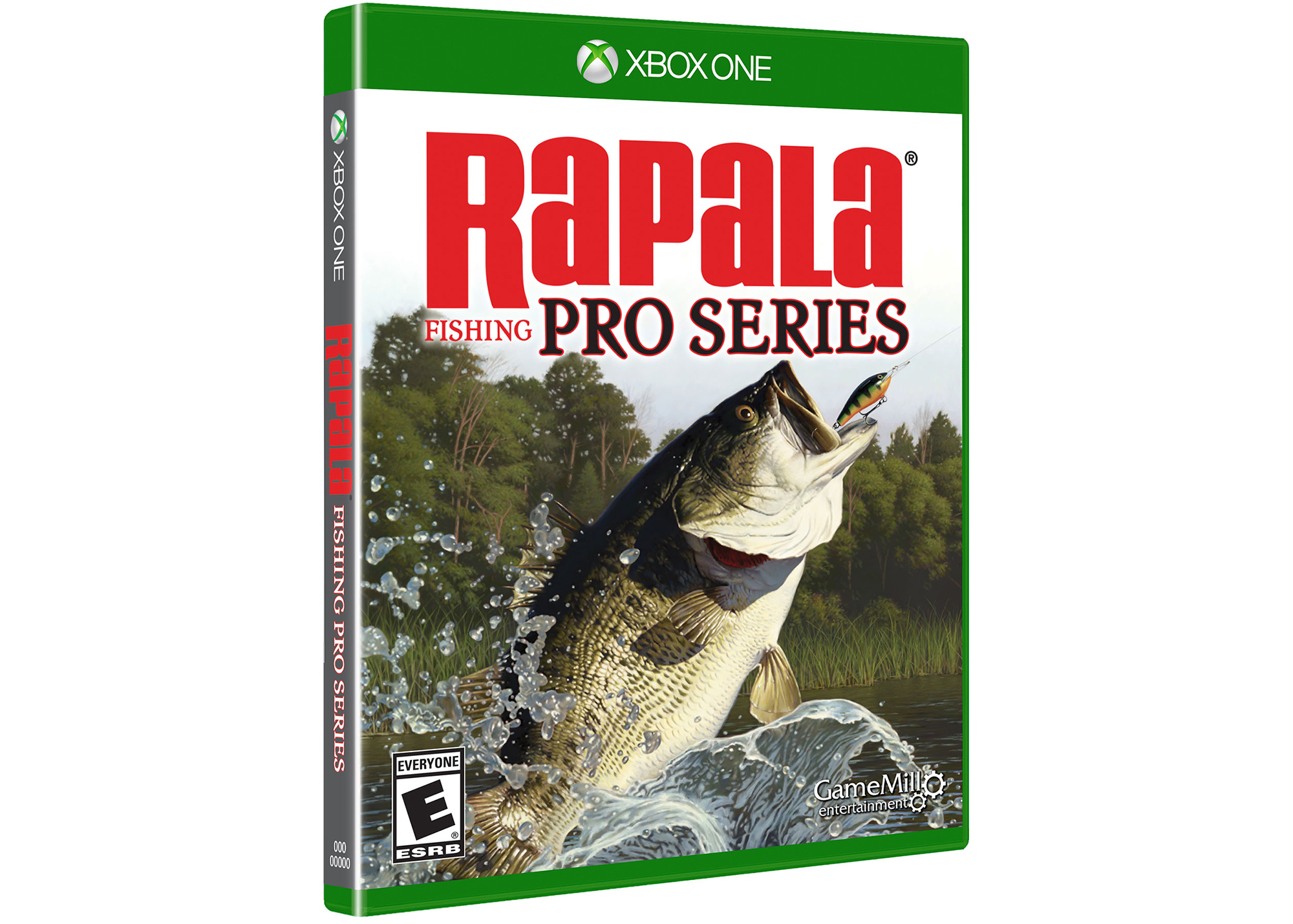 Rapala Fishing Pro Series Xbox One