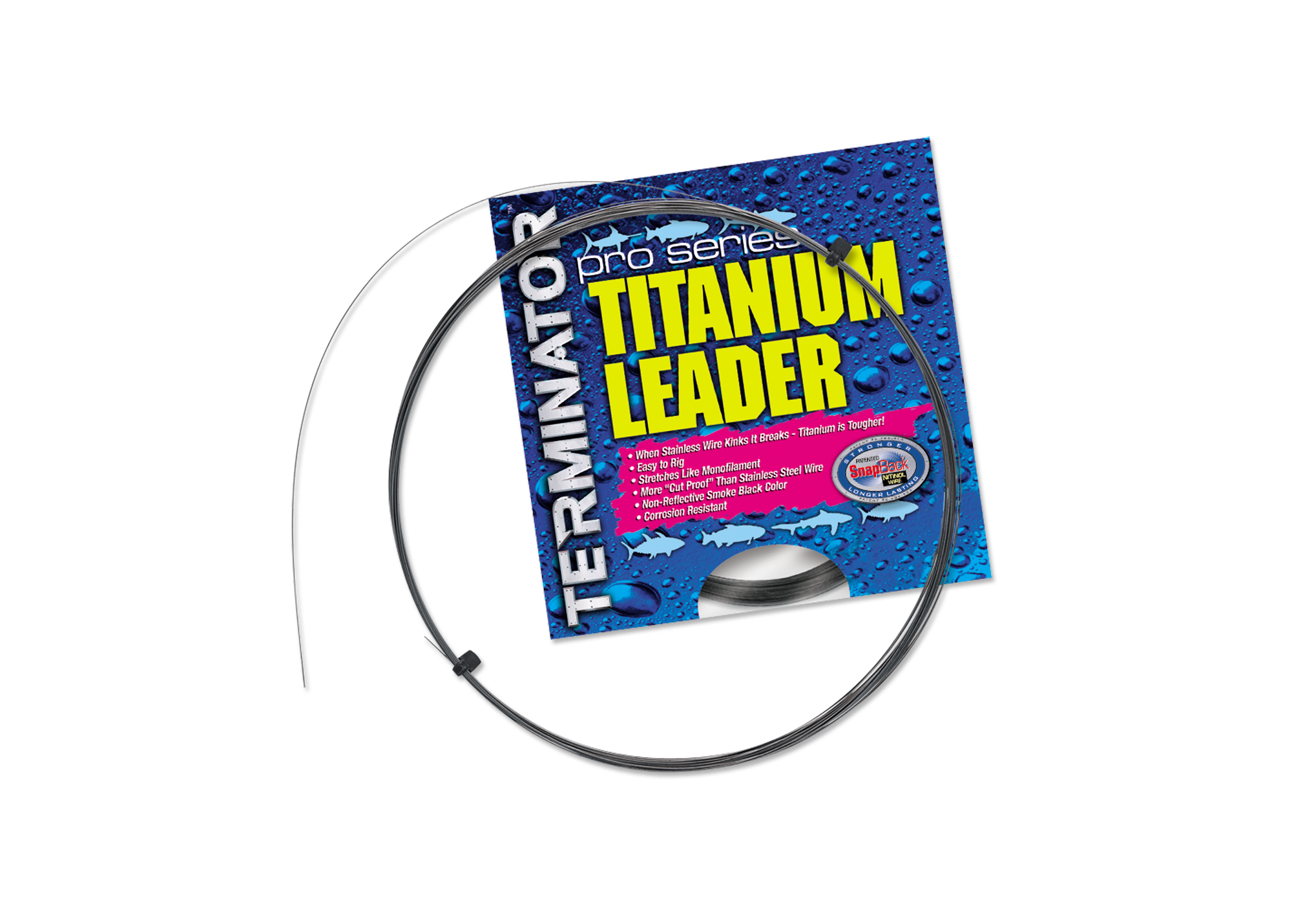 Single Strand Titanium Leader Wire