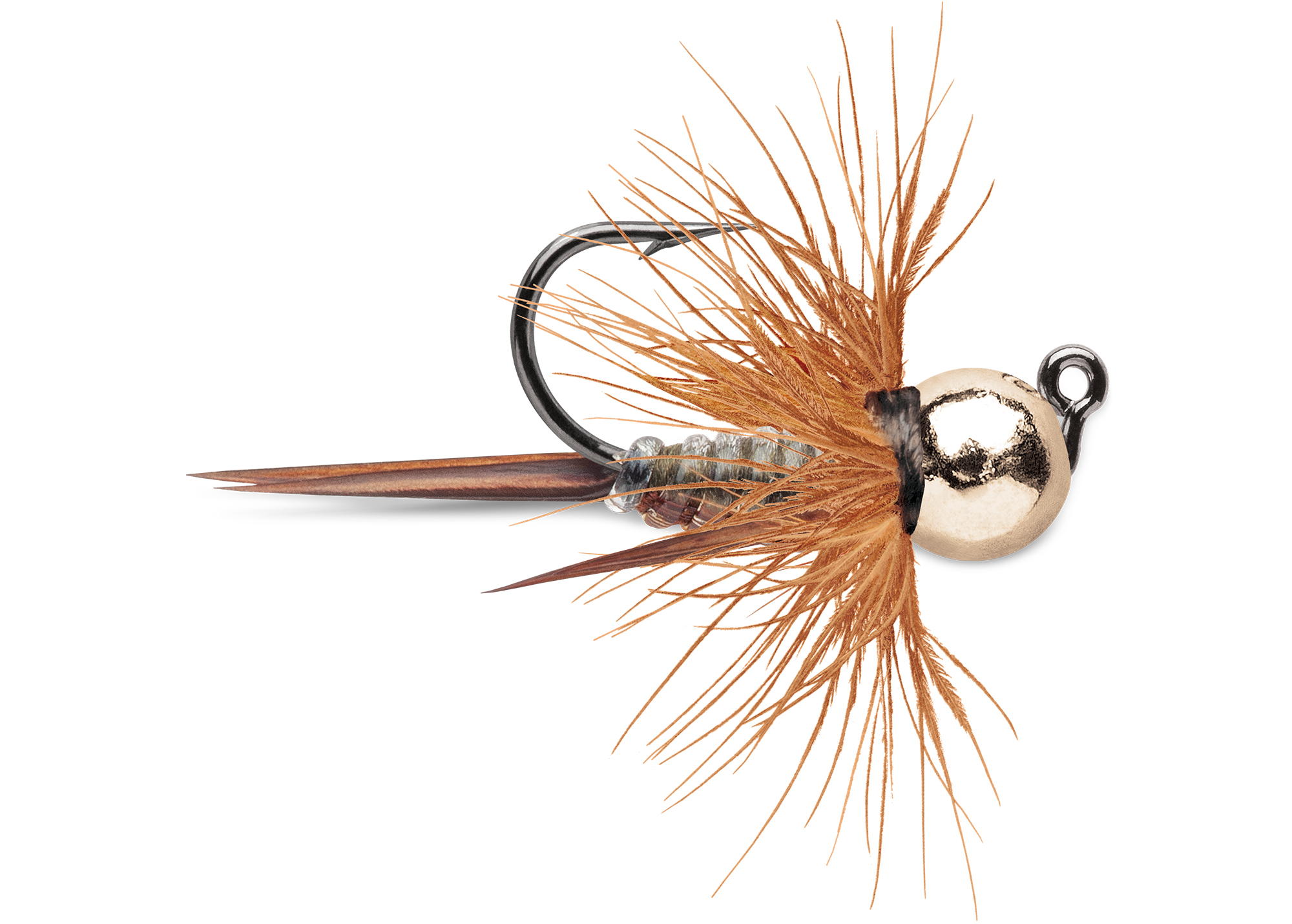 Details about  /VMC TLBJ Tungsten Luv Bug Jig 1//32 Size 10 2 per pack Ultra Glow TLBJ132